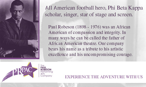 The PAUL ROBESON Performing Arts Company