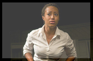 Lauren Pheonix in Zora Neale Hurston's Sweat, 2008